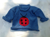 Lady Bug Sweater